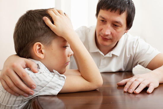 Image result for FATHERS COUNSELLING KIDS